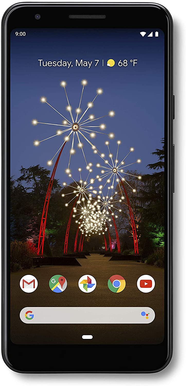 Google Pixel 3a with 64GB Verizon's newest phones