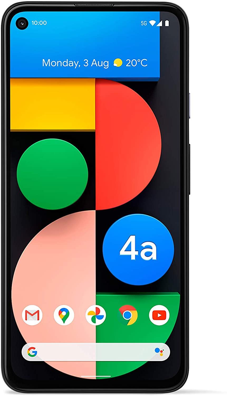Google Pixel 4a with 5G (2020) Verizon's newest phones