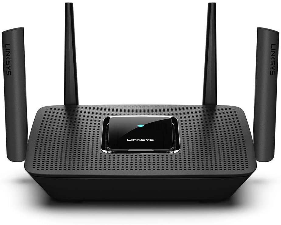 Linksys MR8300 Mesh Wi-Fi Router (Tri-Band Router, AC2200)