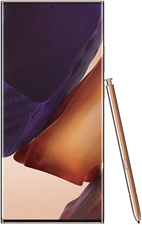 Samsung Galaxy Note 20 Ultra 5G Verizon's newest phones