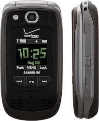 Verizon Samsung Convoy U660 No Contract Rugged PTT Cell Phone