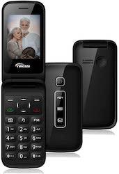 YINGTAI Senior Mobile Phone Big Button Flip Phone for Elderly