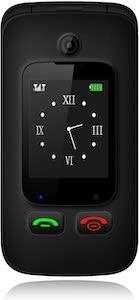 "YINGTAI T22 2.4"" Dual Screen Dual SIM 3G Senior Phone"