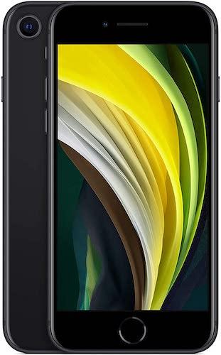 Apple iPhone SE, 64GB, Black - Fully Unlocked
