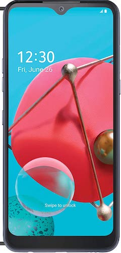 LG K51 Unlocked Smartphone – 3/32 GB