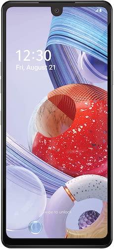 LG Stylo 6 Unlocked Smartphone – 4/64 GB
